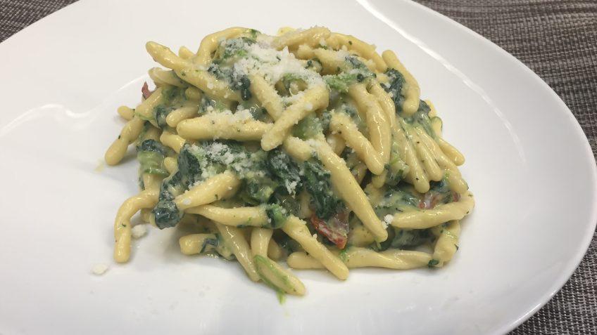Carbonara Verde